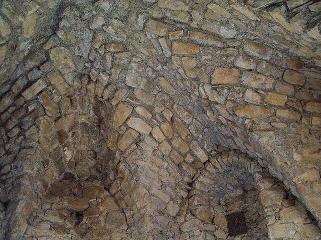 Détail des arches