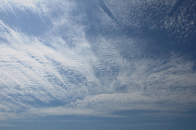 Der Himmel über... Poel