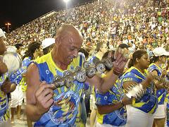 Carnaval au Brésil