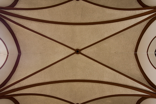 Christuskirche Hennef | Gewölbe