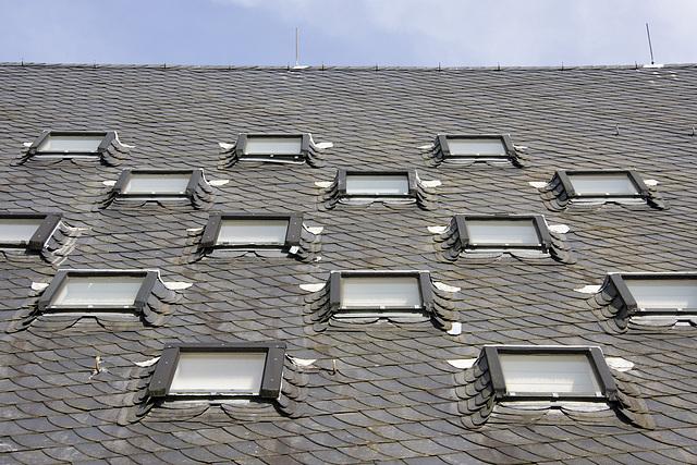 Christuskirche Hennef | Dachfenster
