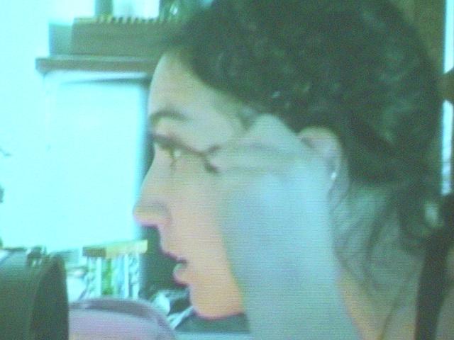 Fatima kaj Marie prezentis bonegajn filmetojn en Esperanto, vere montreblaj en iu ajn internacia aranĝo. Kuraĝon knabinoj, vi faras bonegan laboron!