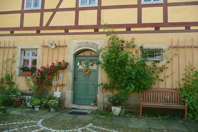 Altes Bauernhaus von 1830 -