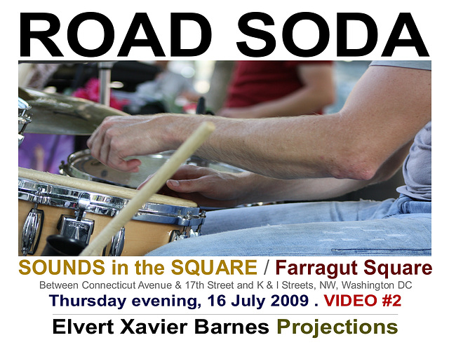 RoadSoda2.Sounds.FarragutSquare.WDC.16July2009