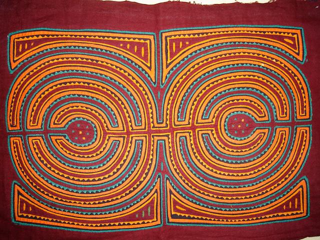Textile Art - Olazu Mola, Colombie