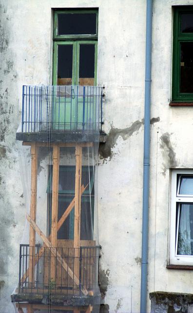 Balkonrenovierung