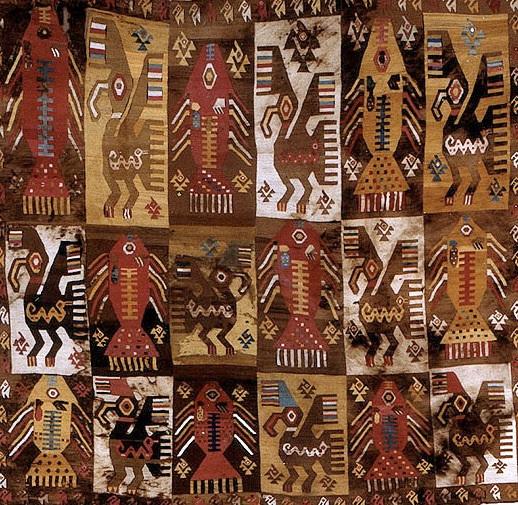 Textile Art, Pérou