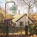 Laholms kirka ( Church & cemetery) - Église et cimetière /   Laholm -  Sweden / Suède - 25 octobre 2008 / Gamla Krukmakeriet