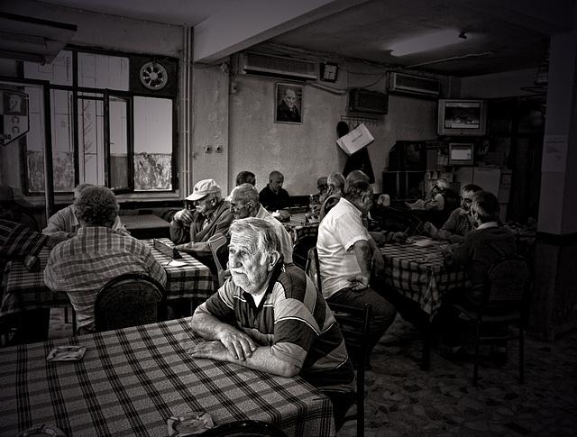Old Men Cafe