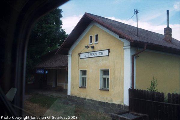Nadrazi Stetkovice, Stetkovice, Bohemia (CZ), 2008