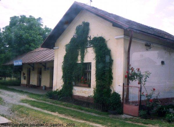 Nadrazi Kosova Hora, Picture 3, Kosova Hora, Bohemia (CZ), 2008