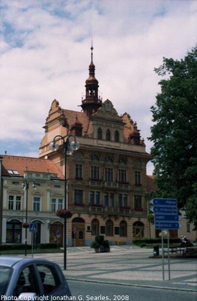 Nove Radnice, Sedlcany, Bohemia (CZ), 2008