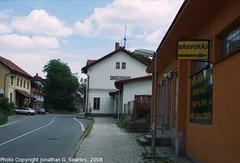 Nadrazni, Sedlcany, Bohemia (CZ), 2008