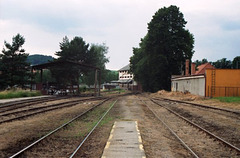 Railway Yard, Sedlcany, Bohemia (CZ), 2008
