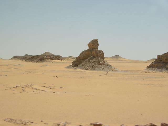 Sand und Stein