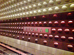 Flora Metro Sequence 1, Prague, CZ, 2009
