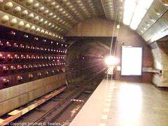Flora Metro Sequence 3, Prague, CZ, 2009