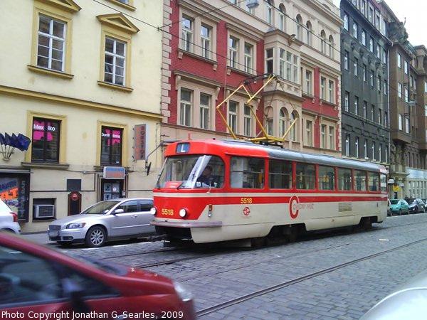 DPP #5518, Prague, CZ, 2009
