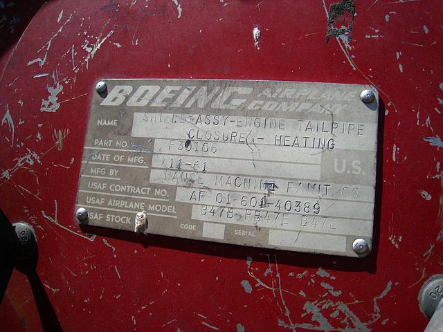 Boeing KC-97-L Stratofreighter (2969)