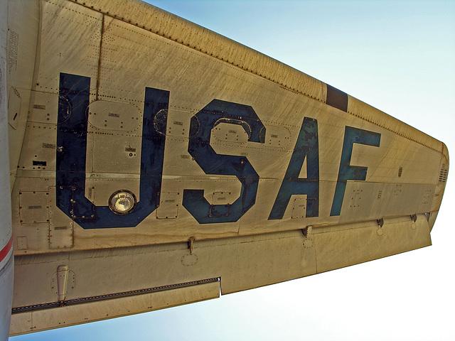 Boeing KC-97-L Stratofreighter (8342)