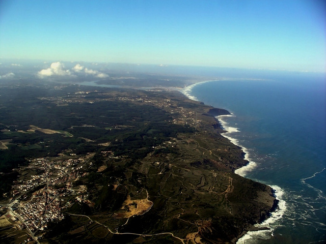Salir do Porto and Mouth of River Arelho
