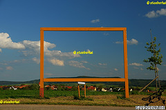 Das Tor zum Hesselberg