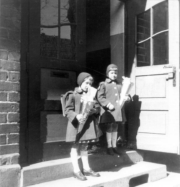 Einschulung 1958