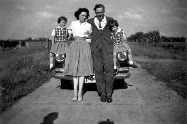 in Nienburg 1958
