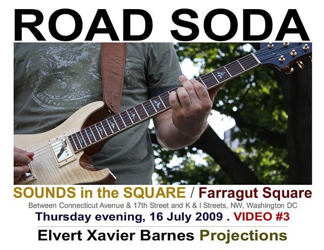 RoadSoda3.Sounds.FarragutSquare.WDC.16July2009