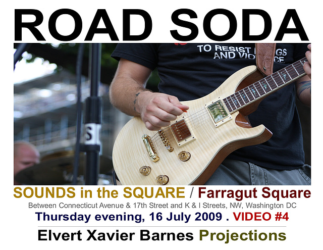 RoadSoda4.Sounds.FarragutSquare.WDC.16July2009