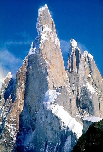 Cerro torre, Chili