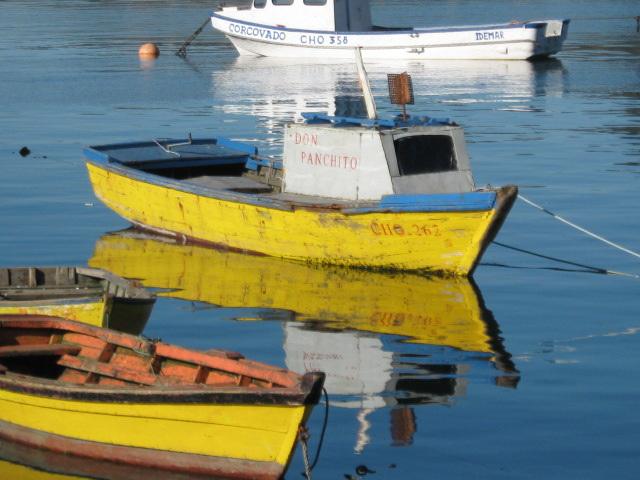 Colores, Chonchi, Isla de Chiloe