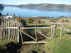 Entrada, Chonchi, Isla de Chiloe