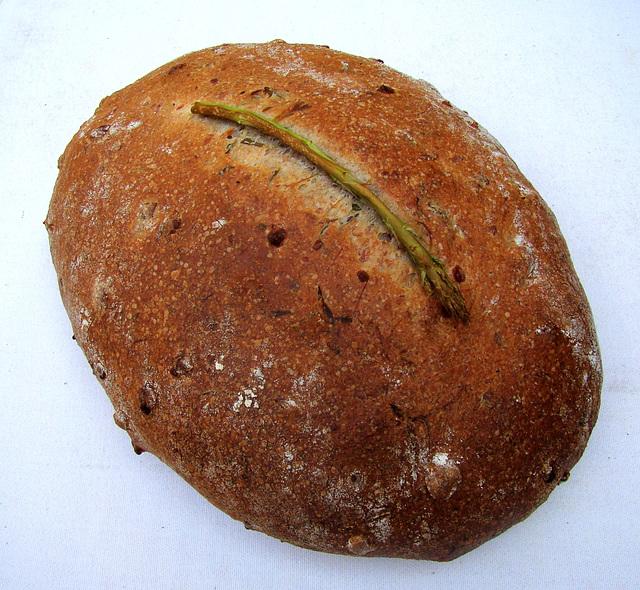 Asparagus Bread - Aspergebrood