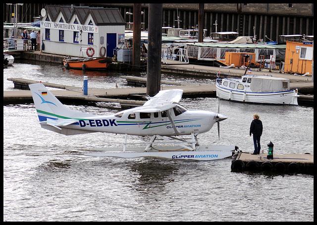Wasserflugzeug / Aeroplane