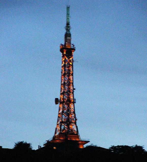 Ce n'est pas La Tour Eiffel
