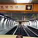 Dans la tunnel