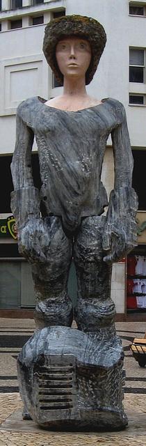 Dom Sebastião, King of Portugal, 1554-1578 (sculpture)