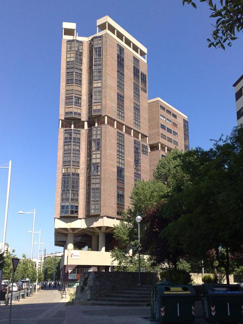 "Pamplona: ""Edificio Singular"""