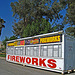 Fireworks Stand - Little League (2877)