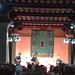 Pamplona: jazz en la Sala de armas de la Ciudadela.