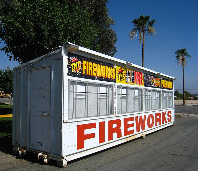 Fireworks Stand (2880)