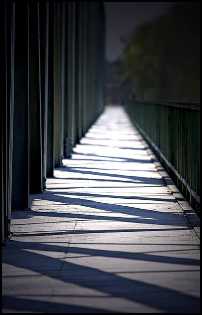 bridge to unsharp future......