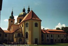 Bazilika Minor na sv. Kopecku, Picture 2, Samotisky, Olomouc, Olomoucky Kraj, Moravia (CZ), 2008