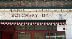 Butchery Dept