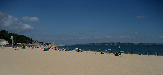 Oeiras, Beach of Santo Amaro