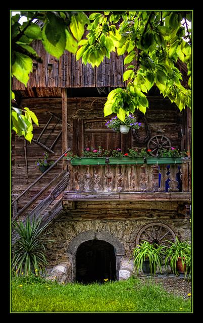 rural idyll.......