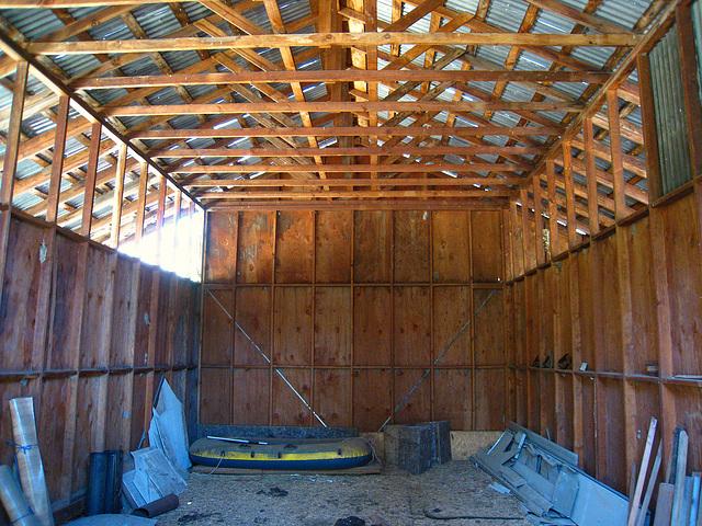 Nelson Cove Barn (2549)