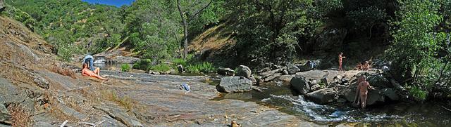 Chowchilla River Lower Upper Falls (7)