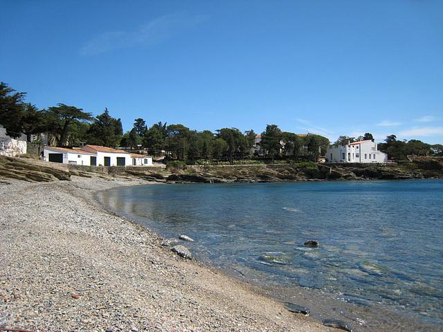 IMG 2199 Kleine Bucht in Cadaqués